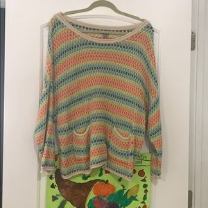 Worn once sweater!